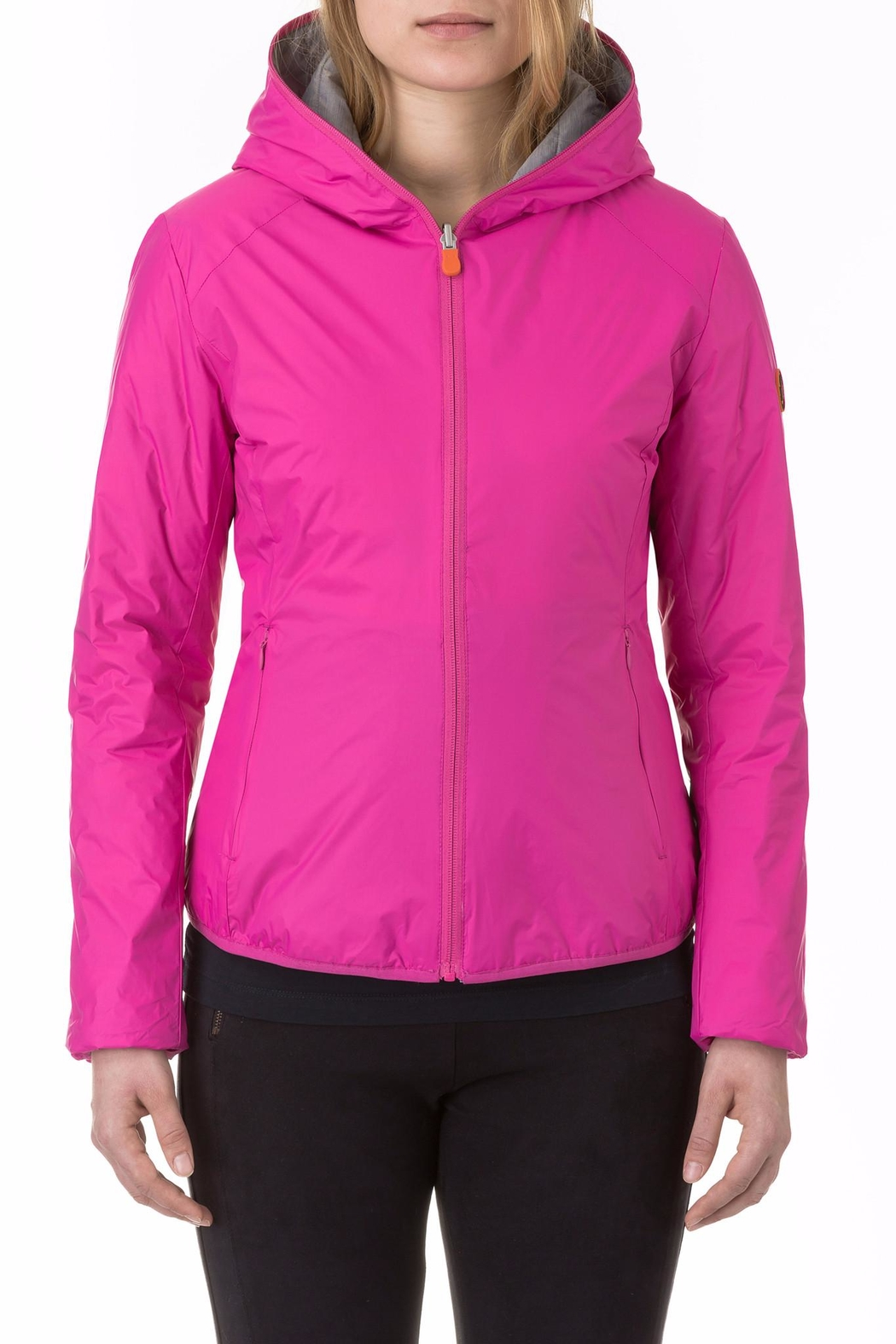 SAVE THE DUCK Lightweight Reversible Jacket - Main Image