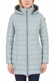 SAVE THE DUCK Packable Long Puffer - Product Mini Image