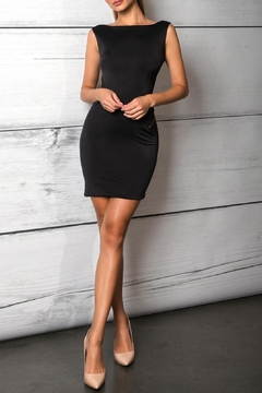 Savee Couture Savee Open Zipper Dress - Product List Image