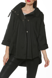 Ciao Milano Savina Swing Raincoat w Hood - Product Mini Image