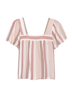Rails Savon Cheyanne Stripe - Alternate List Image