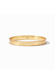 Julie Vos Savoy Bangle Gold Small - Product Mini Image