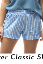 The Royal Standard Sawyer stripe shorts - Product Mini Image
