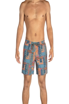 Saxx Cannonball Grey Patchwork - Product List Image
