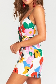 Show Me Your Mumu Say Jay Wrap-Dress - Side cropped