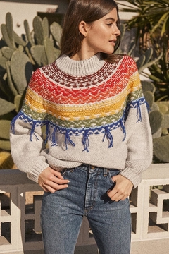 Saylor Chunky Sweater - Product List Image