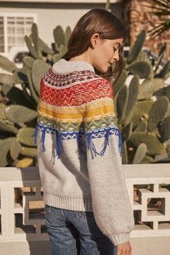 Saylor Chunky Sweater - Alternate List Image