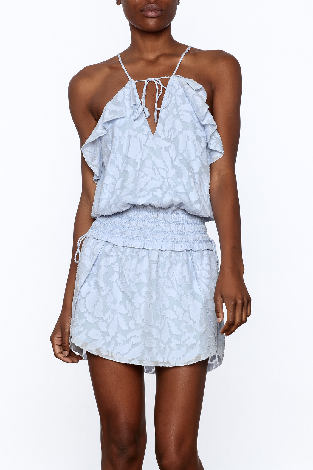 Saylor Cory Dress - Front Cropped Image