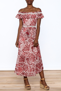 Saylor Juliette Dress - Product List Image