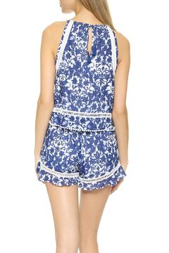 Shoptiques Product: Tapestry Print Romper