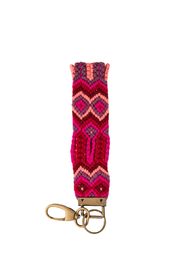 Natural Life Sayulita Key Fobs - Front cropped