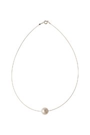 Sayulita Sol Jewelry Swarovski Cream Pearl Necklace - Product Mini Image
