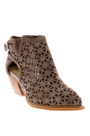 Sbicca Cheyenne Suede Boot - Taupe - Product Mini Image