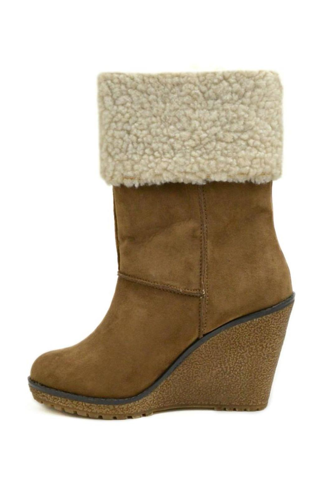 Sbicca Coolidge Wedge Boot - Main Image