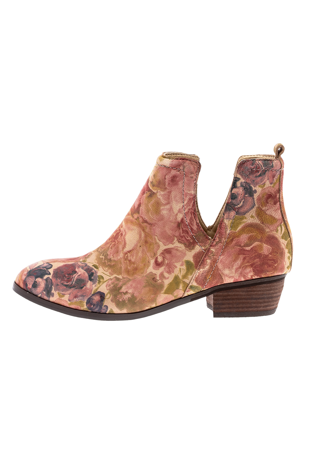 Sbicca Floral Bootie - Main Image