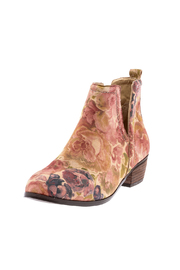 Sbicca Floral Bootie - Back cropped