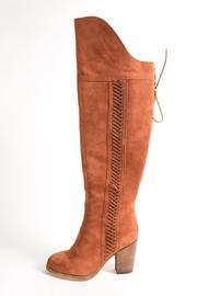 Sbicca Gusto Laced Boot - Product Mini Image