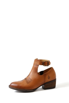 Sbicca Peace Out Aztec Booties - Product List Image