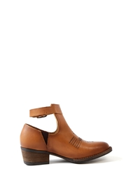 Sbicca Peace Out Aztec Booties - Side cropped