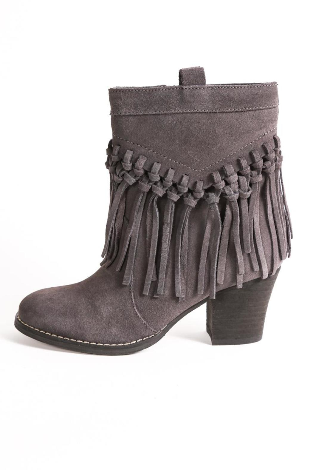 Sound Fringe Boot