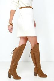 Sbicca Tall Suede Boot - Product Mini Image