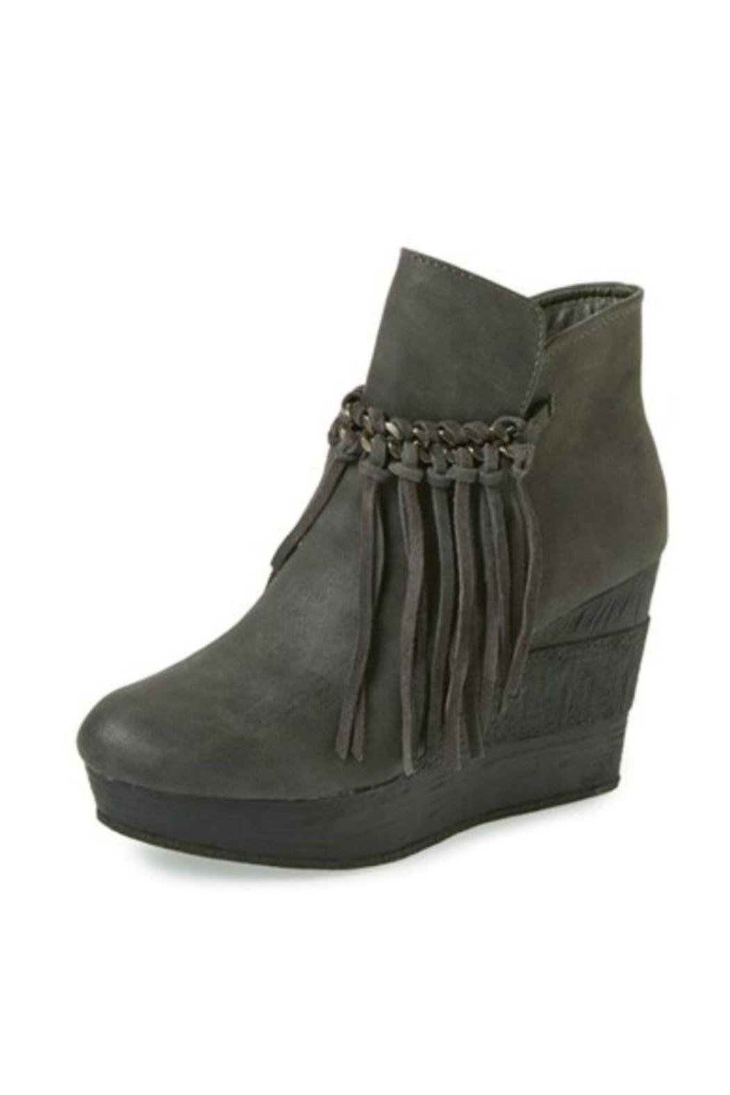 4ef4d6724d2 Sbicca Zepp Fringe Bootie from New Orleans by Nola shoes ...