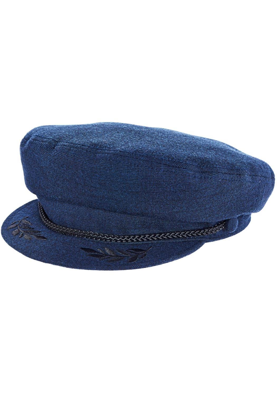 Scala Classic Brim Hat - Front Cropped Image