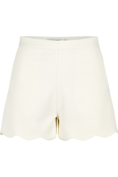 Bishop + Young SCALLOP EDGE SHORT - Product List Image
