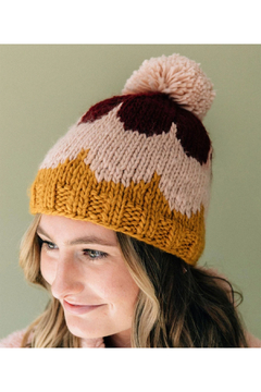 The Blueberry Hill Scallop Hat - Alternate List Image