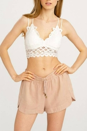 Wishlist Scallop Lace Bralette - Product Mini Image