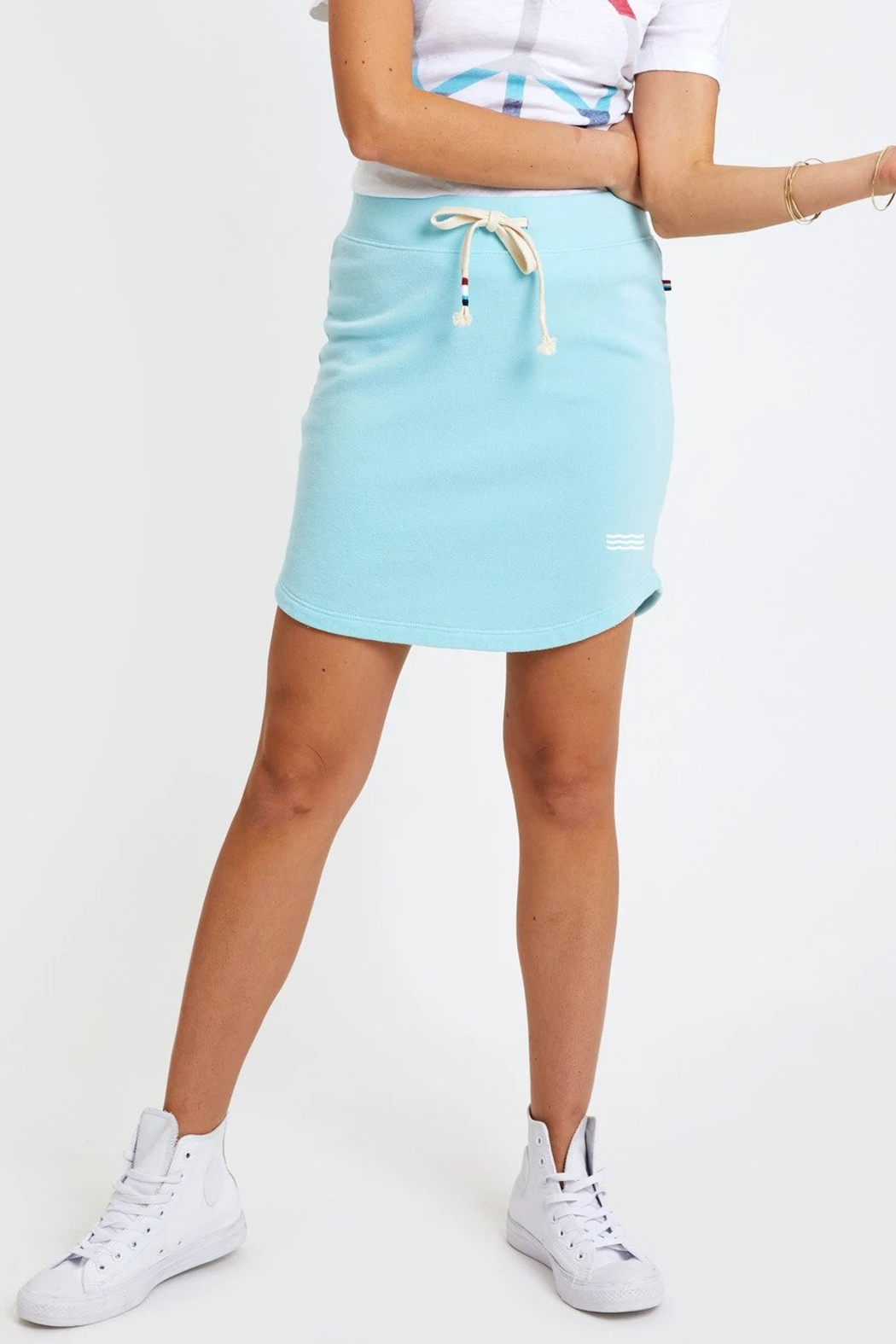 Sol Angeles Scallop Skirt - Main Image