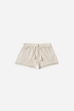 Rylee & Cru Scallop Solana Short - Product List Image