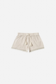 Rylee & Cru Scallop Solana Short - Product Mini Image