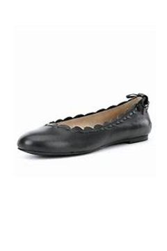Shoptiques Product: Scalloped Ballet Flat