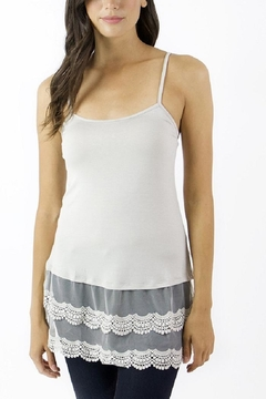 Grace & Lace Scalloped Lace Extender - Product List Image