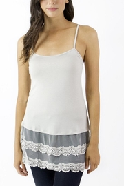 Grace & Lace Scalloped Lace Extender - Front cropped