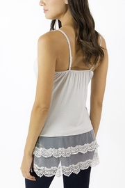 Grace & Lace Scalloped Lace Extender - Front full body