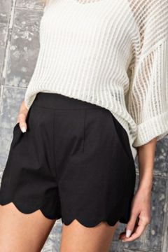 ee:some Scalloped Shorts - Alternate List Image