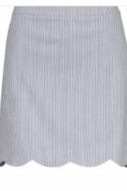 tribal  Scalloped Skirt with Shorts - Product Mini Image