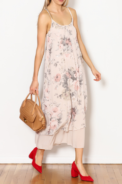 SCANDAL Blush Fuss Dress - Product List Image