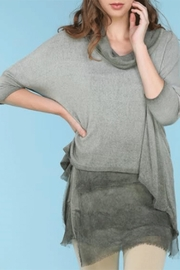 SCANDAL Boule Layered Top - Front cropped