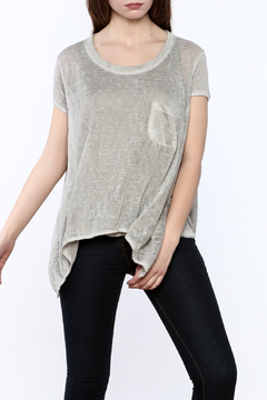 Shoptiques Product: Ceci Grey Top