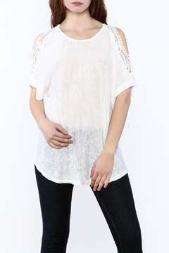 SCANDAL Maribel Loose Top - Product List Image
