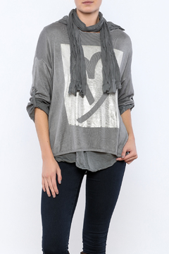 Shoptiques Product: Sweet Simplicity Love Top
