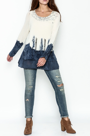 SCANDAL Pullover Sweater - Side cropped