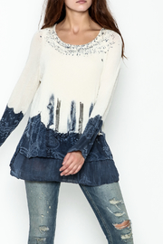 SCANDAL Pullover Sweater - Front cropped