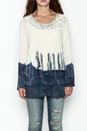 SCANDAL Pullover Sweater - Front full body