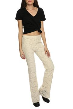 Scandal of Italy Cotton Lace Pants - Product List Image