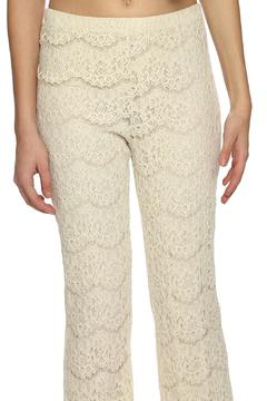Scandal of Italy Cotton Lace Pants - Alternate List Image
