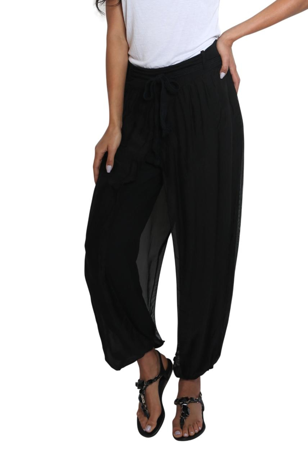 bc92aba10f072 Scandal of Italy Leroy Harem Pants from California by Nadya s Closet ...